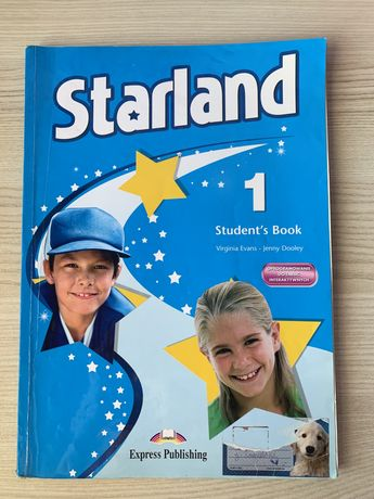 Starland Student's Book 1