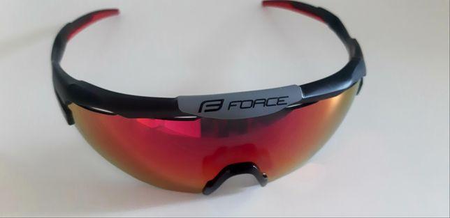 Okulary rowerowe Force Everest
