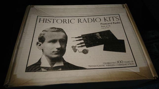 Historic Radio Kits - historyczne radio