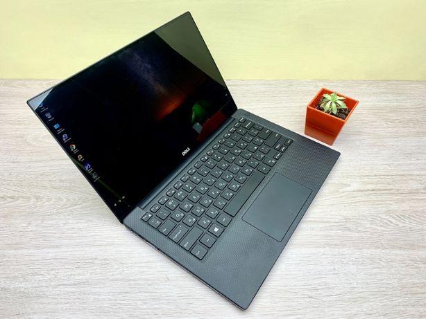 Гарантия 12м, Ноутбук Dell XPS 13 9360 13.3 IPS, i5-7200U, 8/256 Gb