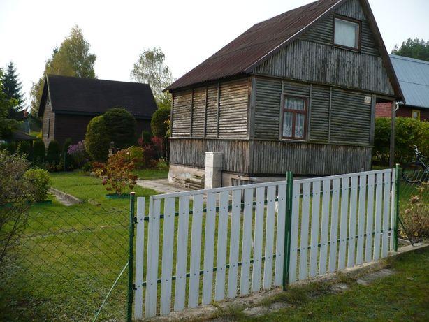 Ogródek działkowy Jaroszówka