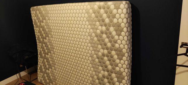 Materac SELENE VitaBubble 160x200. Wysoki 20cm pianka termoelastyczna