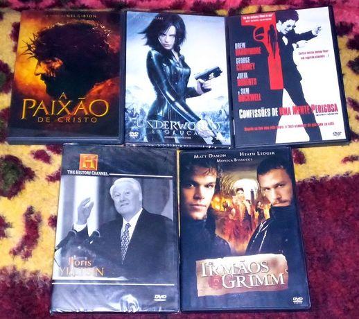Filmes em DVD a 2 euros cada