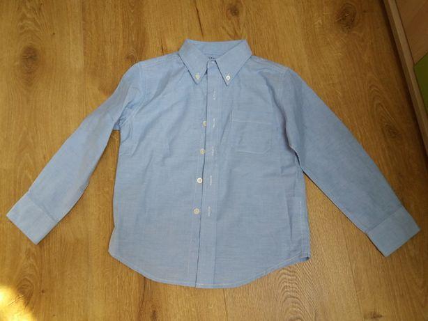 Dwie nowe koszulę 110/116