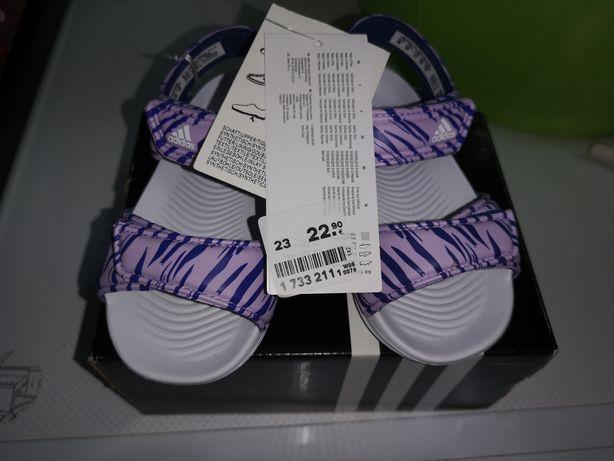 Sandália Adidas Originais n 23
