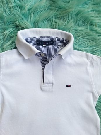 Koszulka Tshirt Polo Tommy Hilfiger 110