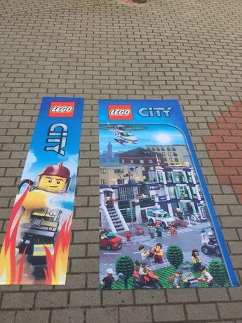 LEGO City Banner Szarfa