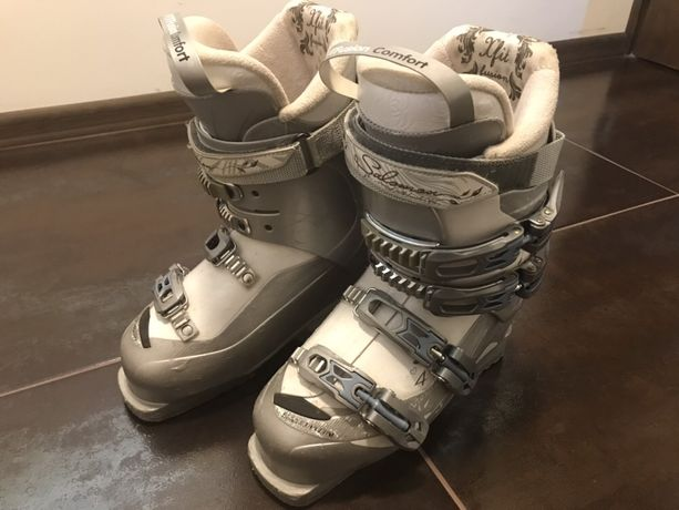Buty narciarskie Salomon divine 4 rozmiar 24/24,5