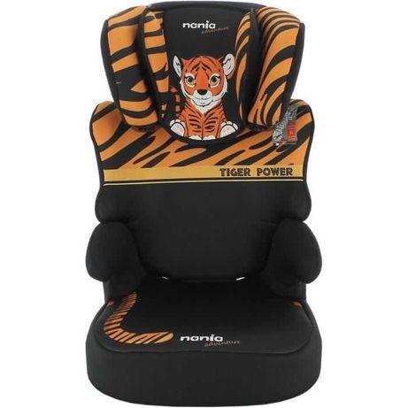 Nania BEFIX fotelik samochodowy 15-36 kg Tygrys