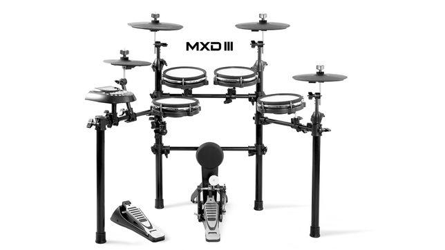 Perkusja elektroniczna Black Hawk MXD III+Crash2