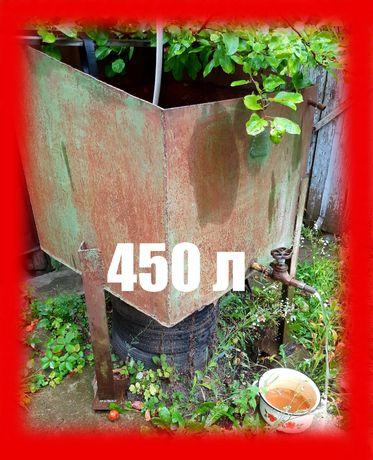 450 л Емкость, цистерна, бак для воды 4 мм стенки