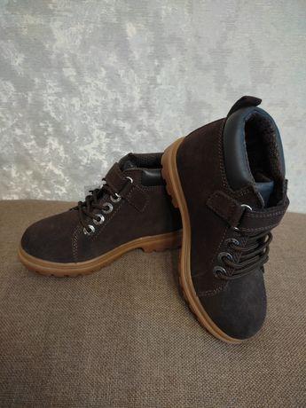 Осенние ботинки FILA 31 р