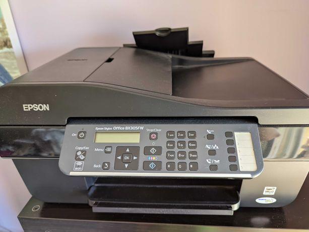 Impressora Epson com alimentador