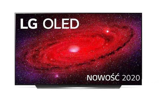 Telewizor LG OLED55CX3LA, 4K UHD, Matryca: OLED, Odświeżanie: 100 Hz,