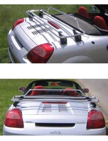 Barra - porta bagagens para cabrio