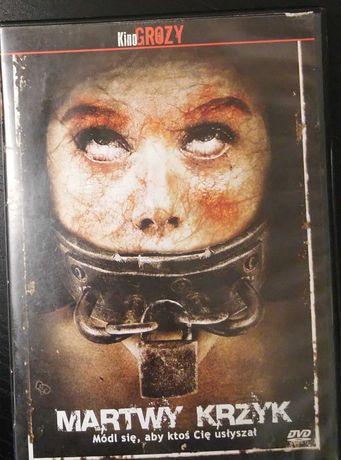 DVD Martwy krzyk