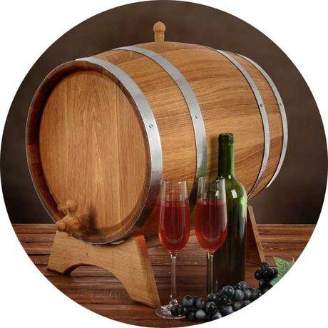 Beczka Dębowa Antałek na Wino Bimber Whiskey 3l 5L 10l 15l 20l 30l 50