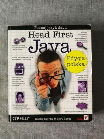 Head First Java. Edycja polska (Rusz głową) - Kathy Sierra, Bert Bates