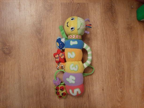 Мягкая музыкальная игрушка в кроватку