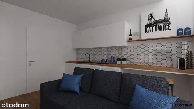 Sprzedam mieszkanie w centrum Katowic