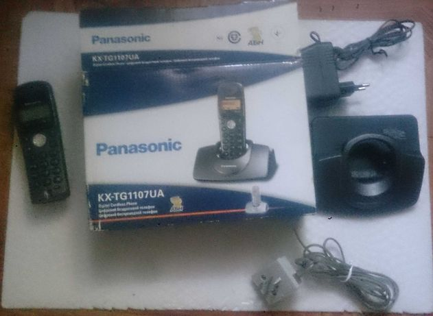 Радиотелефон Panasonic KX1007