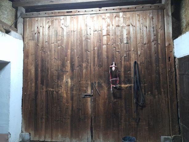 Deski ze stodoły
