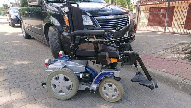 Wózek Inwalidzki Elektryczny INVACARE Storm 3