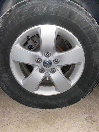 диски R16 Suzuki Grand Vitara алюмінієві 3 шт.