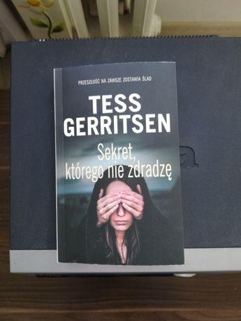 Tess Gerittsen, - nowa