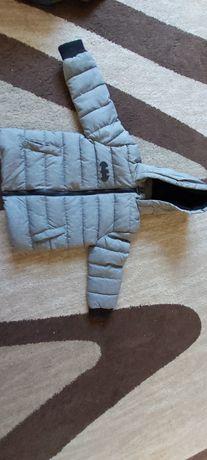 Kurtka zimowa dla chłopca 98-104cm