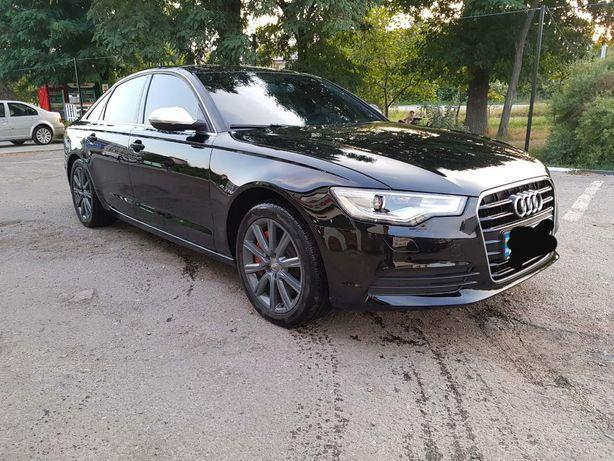 Audi A6 c7 кузов с документами на укр.регистрации