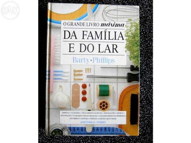 O grande livro máxima da família e do lar
