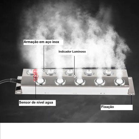 gerador ultrassonico de vapor nebulizador ultrassonico atomizador