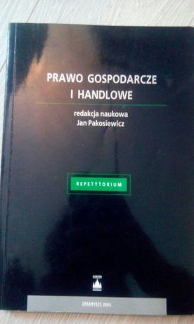 Prawo gospodarcze i handlowe Pakosiewicz