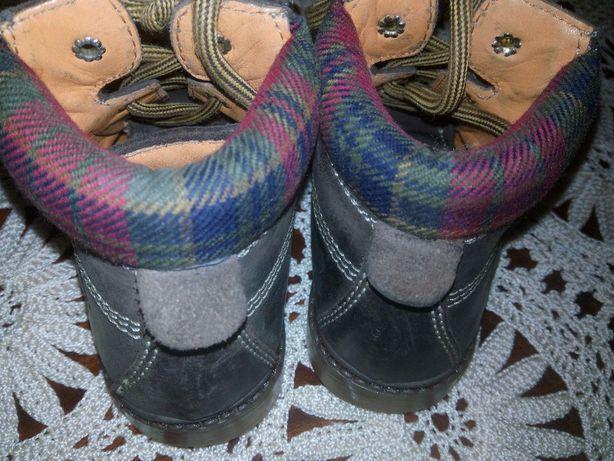 НЕДОРОГО!Демисезонные ботинки Weinbrenner , 26 размер