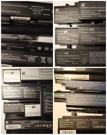 Батарея, аккумулятор ноутбука Asus Acer Toshiba Samsung Dell HP Lenovo