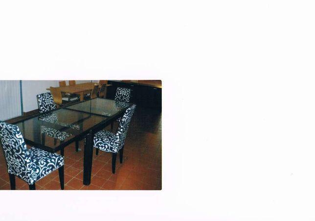 Mesa+cadeiras