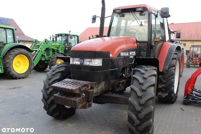 New Holland M135.M160.FIAT mechaniczny TM  Import scandynawia mechaniczny