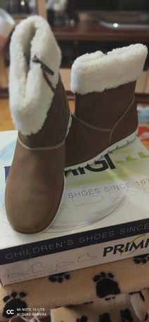Ботинки Primigi, размер 37