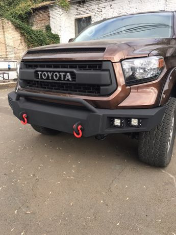 Силовой бампер Toyota Таcoma, Тundra. Тюнинг бампер
