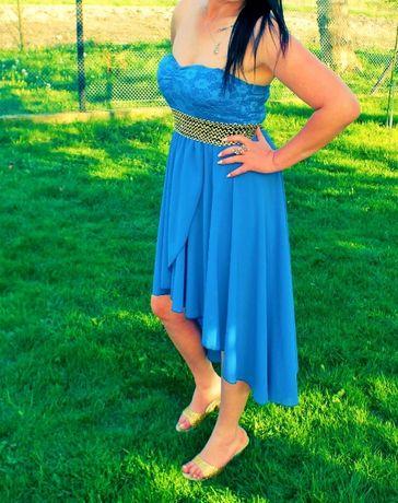 Eleganckie sukienki.