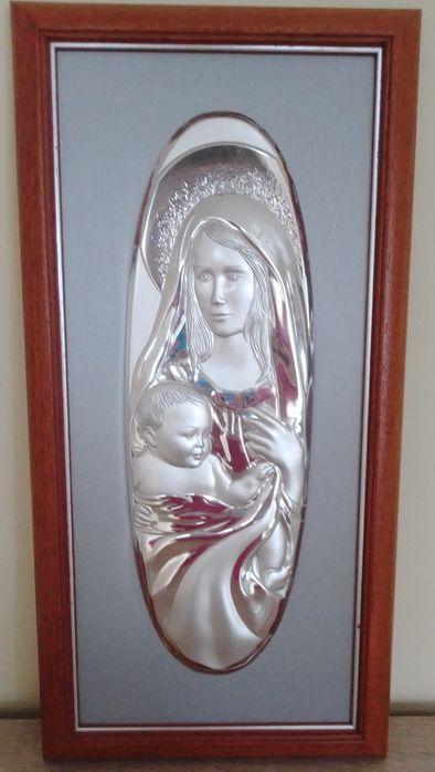Obraz matki boskiej z Dzieciątkiem Gdańsk - image 1