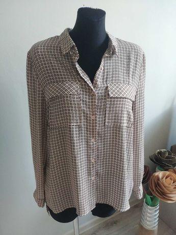 Koszula bezowa r. XL