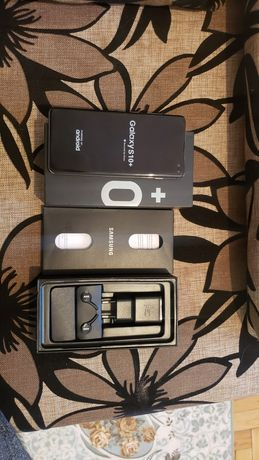 Samsung s10plus 128 black