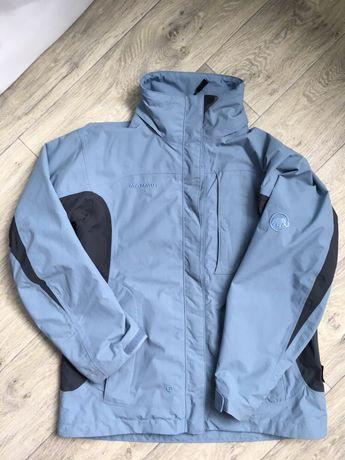 Куртка-трансформер mammut штормовая куртка