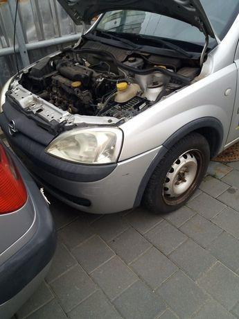 Opel Corsa C Запчастини Опель корса ц д розборка 1.0 1.2 1.3 1.4 1.7