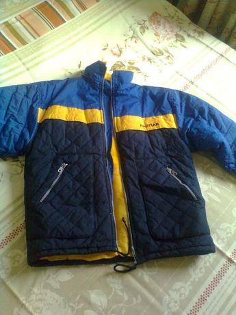 куртка осень-зима-весна на мальчика