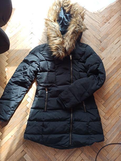 Зимняя куртка Stradivarius