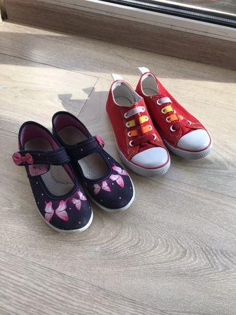 Обувь для девочки 29,30 размер