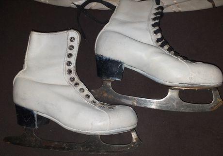 Коньки для фигурного катания на льду